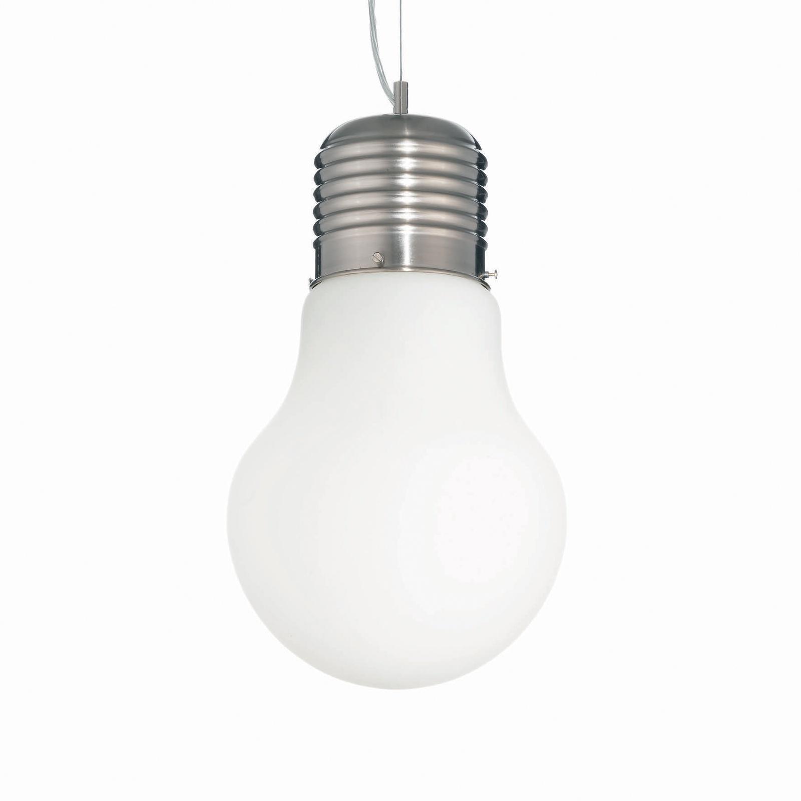 Подвесной светильник Ideal Lux SP1 BIG BIANCO