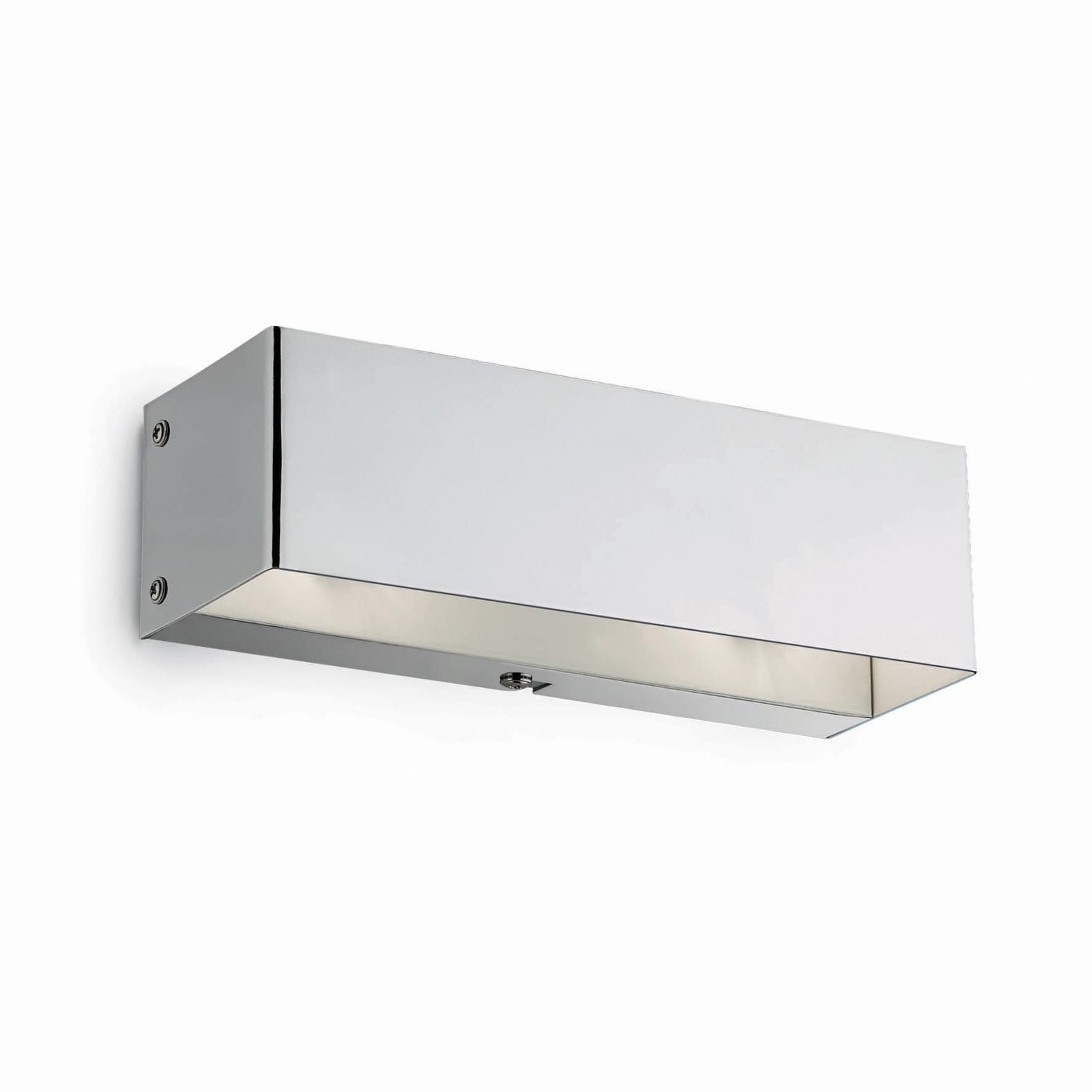 Настенный светильник Ideal Lux AP2 CROMO светильник ideal lux cono cono sp4 cromo