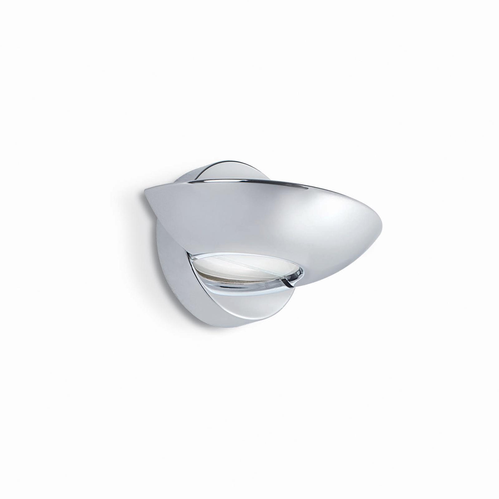 Настенный светильник Ideal Lux AP1 CROMO светильник ideal lux cono cono sp4 cromo