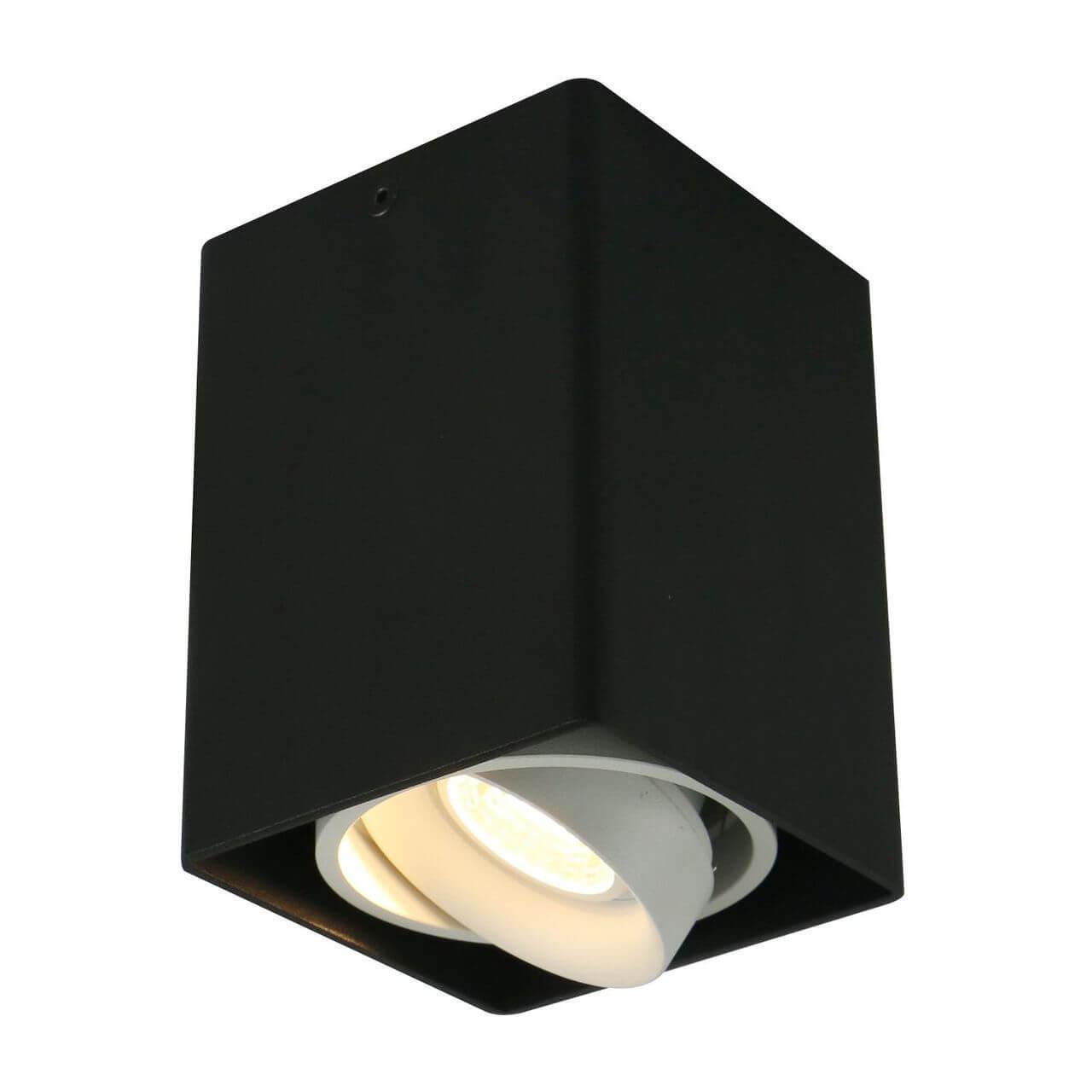 Потолочный светильник Arte Lamp A5655PL-1BK, черный потолочный светильник arte lamp cardani a5936pl 1bk