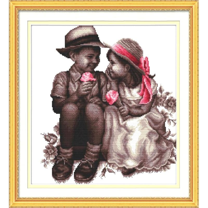 Набор для вышивания DOME Sweet couple