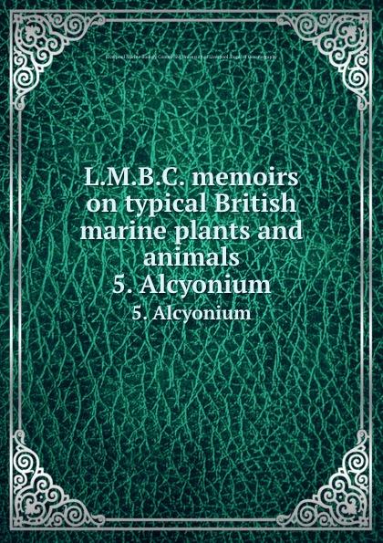 Alcyonium Эта книга — репринт оригинального...