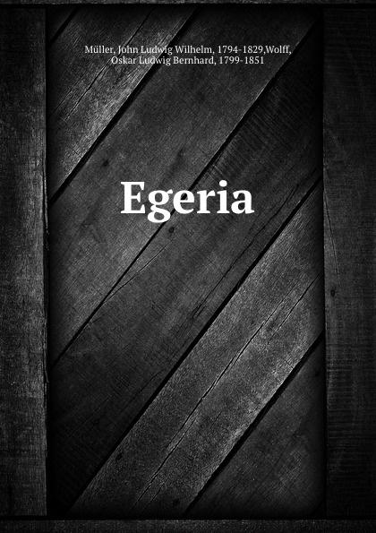 John Ludwig Wilhelm Müller Egeria. Sammlung italienischer volkslieder g benda sammlung italienischer arien