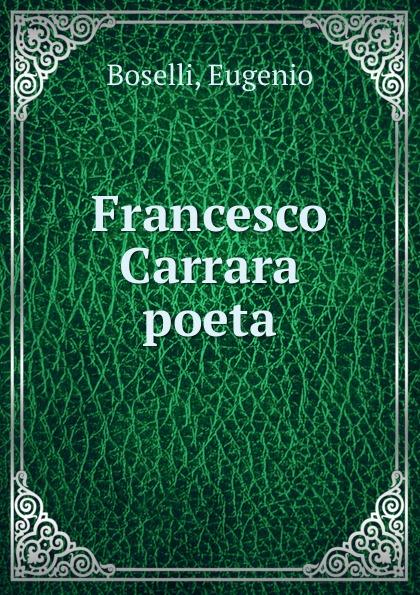 Francesco Carrara Эта книга — репринт оригинального...