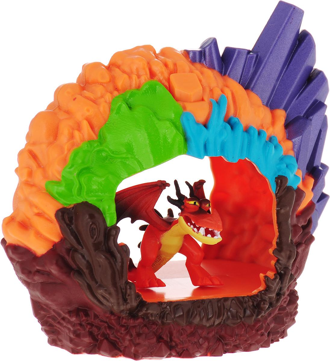 Фигурка Dragons Collectible Логово драконов Кривоклык, 6045086_20103614 цена