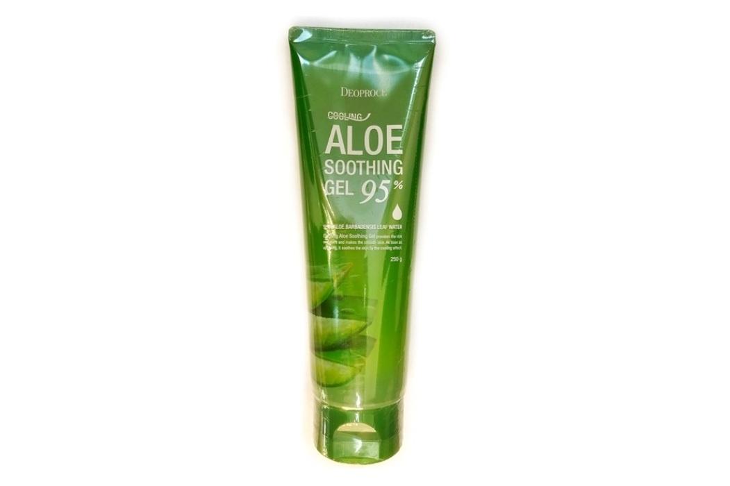 Гель для ухода за кожей Deoproce алоэ 95% Cooling Aloe Soothing Gel Deoproce