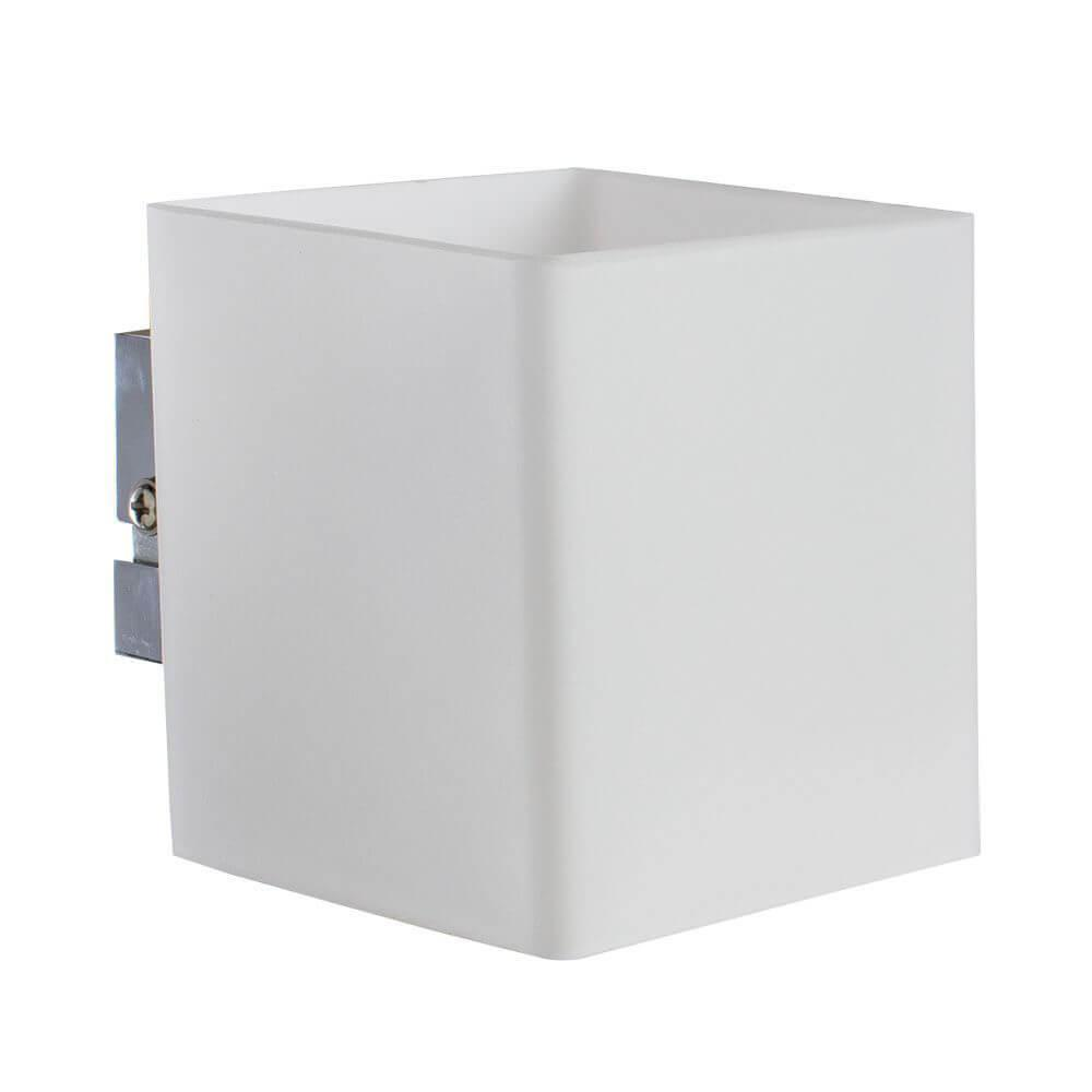 Настенный светильник Arte Lamp A7864AP-1WH, белый цена