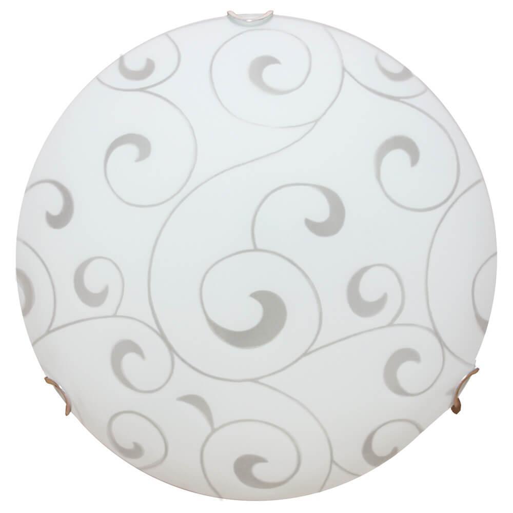 Настенный светильник Arte Lamp A3320PL-3CC, белый arte lamp настенно потолочный светильник arte lamp ornament a3320pl 3cc