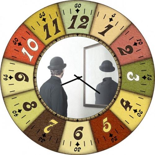 цена Настенные часы Kitchen Interiors 5502306 онлайн в 2017 году