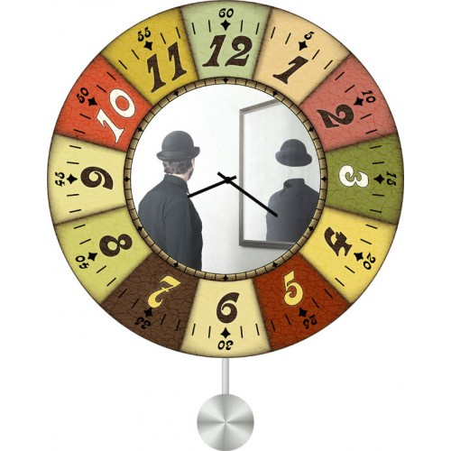 цена Настенные часы Kitchen Interiors 5512306 онлайн в 2017 году