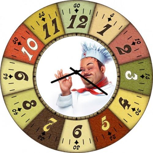 Настенные часы Kitch Clock 4502323