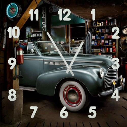 Настенные часы Kitch Clock 4502374