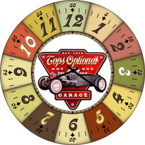 Настенные часы Kitch Clock 4502406