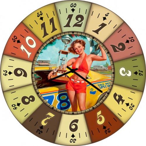Настенные часы Kitch Clock 4502410