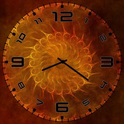 Настенные часы Kitch Clock 4502434