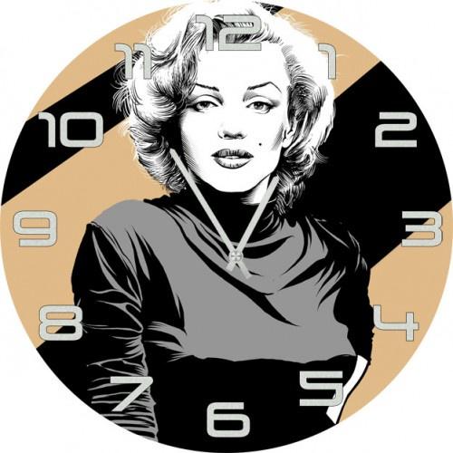 Настенные часы Kitch Art 4502465