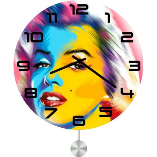Настенные часы Kitch Art 6012478
