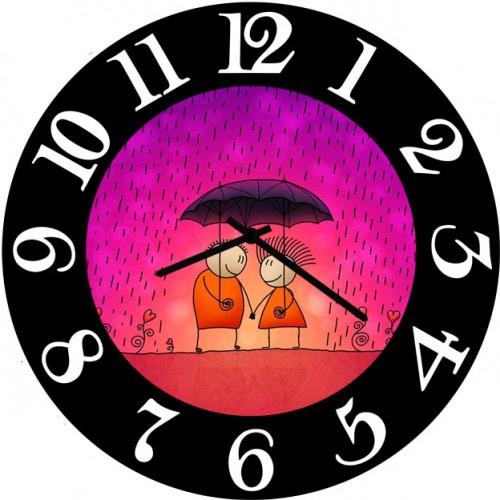 Настенные часы Kitch Clock 4502490