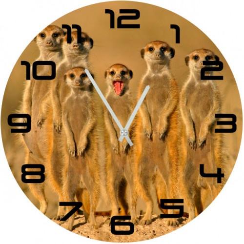Настенные часы Kitch Clock 4502501