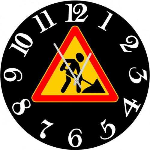 Настенные часы Kitch Clock 4502536