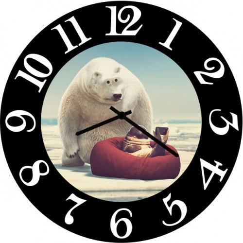 Настенные часы Kitch Clock 4502595