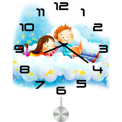 Настенные часы Kids Dream 4512613