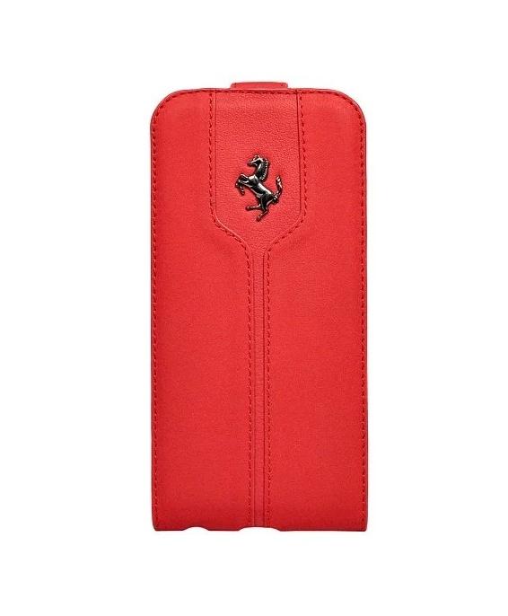 Чехол для сотового телефона CG-Mobile для iPhone 6/6S Ferrari Montecarlo Flip Case FEMTFLP6RE, красный
