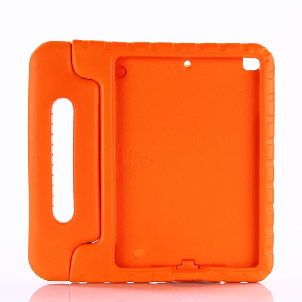 цена на Чехол для планшета Мобильная мода iPad 9.7 Противоударный резиновый детский чехол для iPad 9, оранжевый