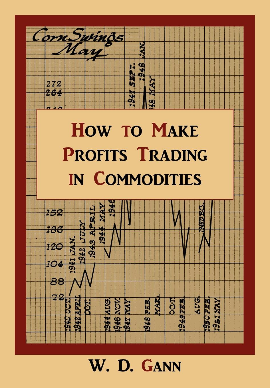 Wd gann how to make profits in commodities