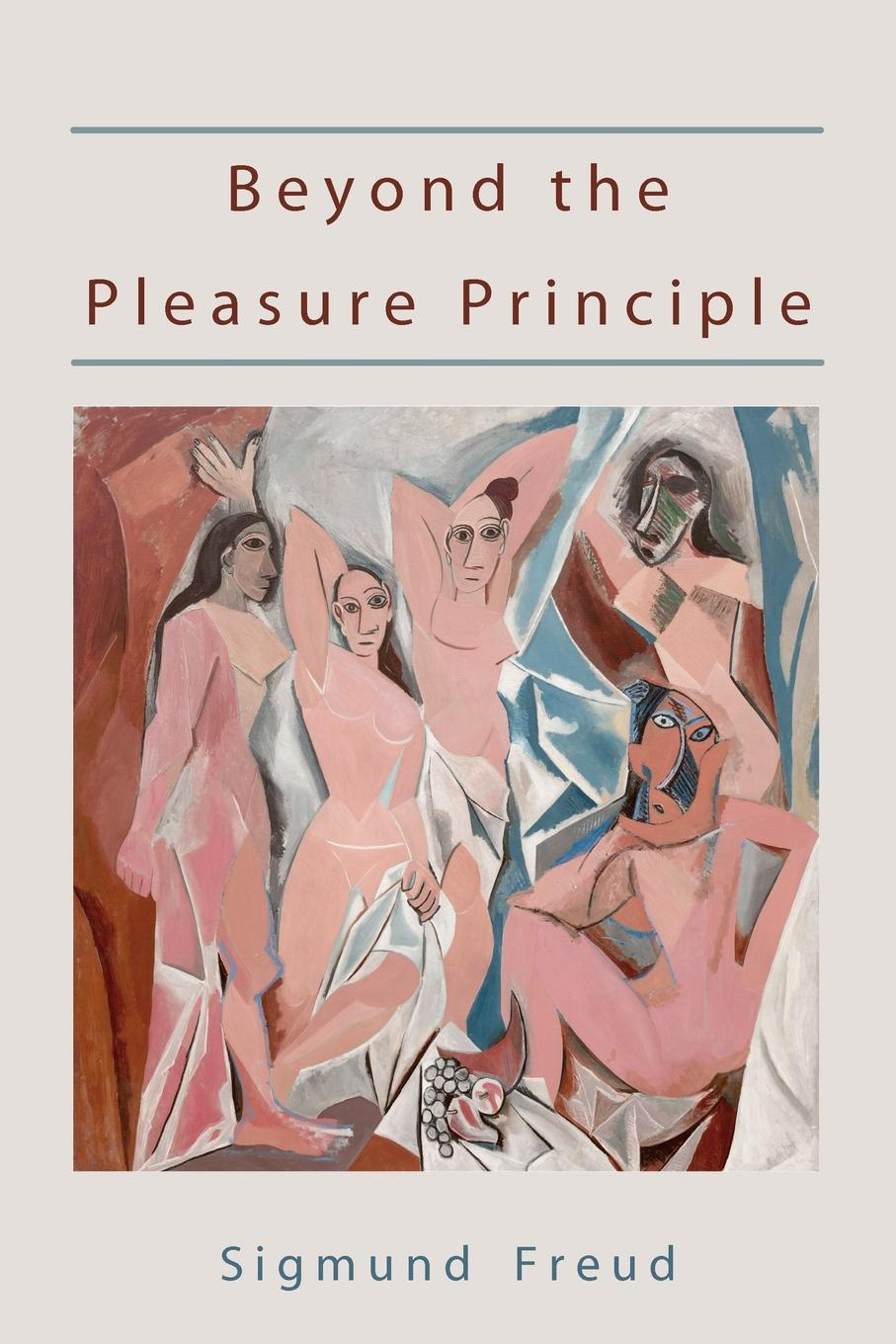 Sigmund Freud Beyond the Pleasure Principle-First Edition Text