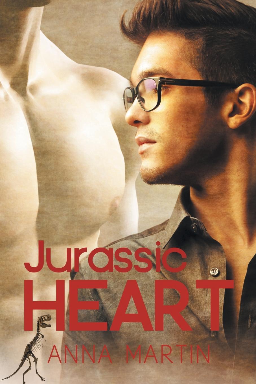 Anna Martin Jurassic Heart цена и фото