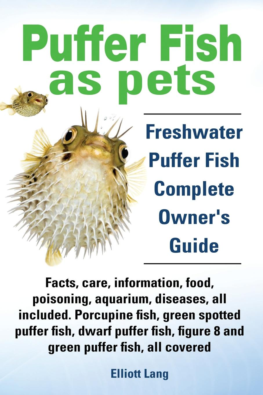 Elliott Lang Puffer Fish as Pets. Freshwater Puffer Fish Facts, Care, Information, Food, Poisoning, Aquarium, Diseases, All Included. the Must Have Guide for All P about me fish