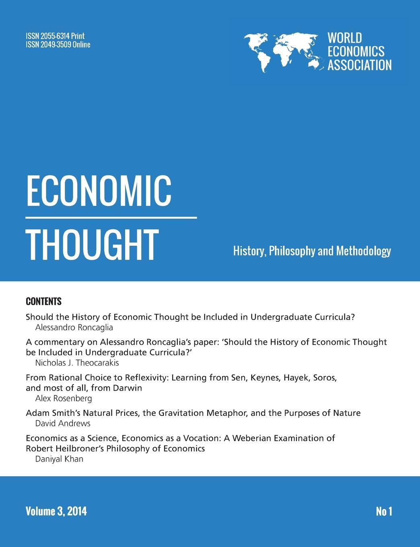 Economic Thought. Vol3, No 1, 2014 недорго, оригинальная цена