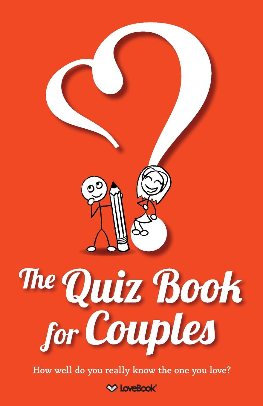 Lovebook The Quiz Book for Couples lovebook the quiz book for couples
