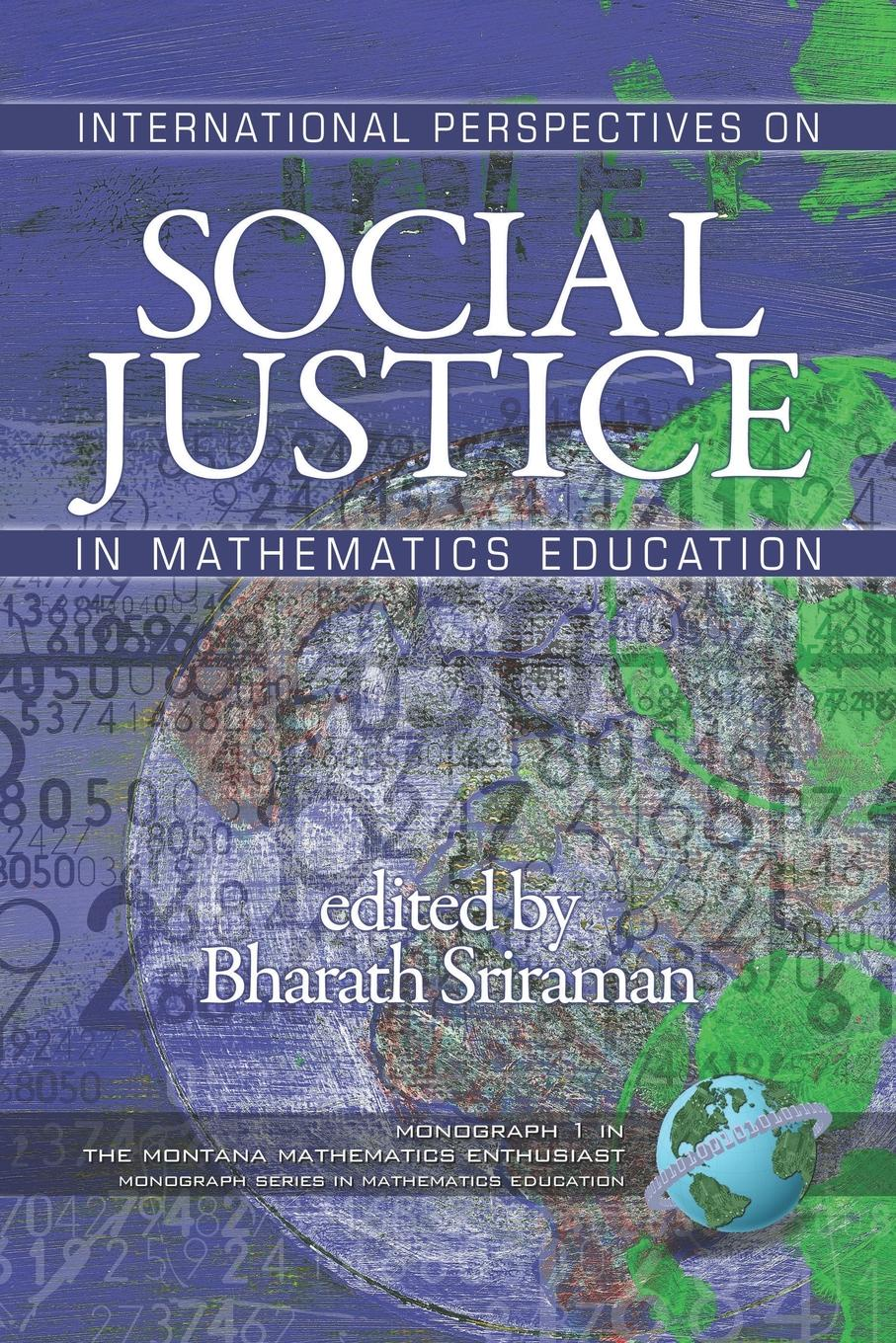 International Perspectives on Social Justice in Mathematics Education (PB) цена