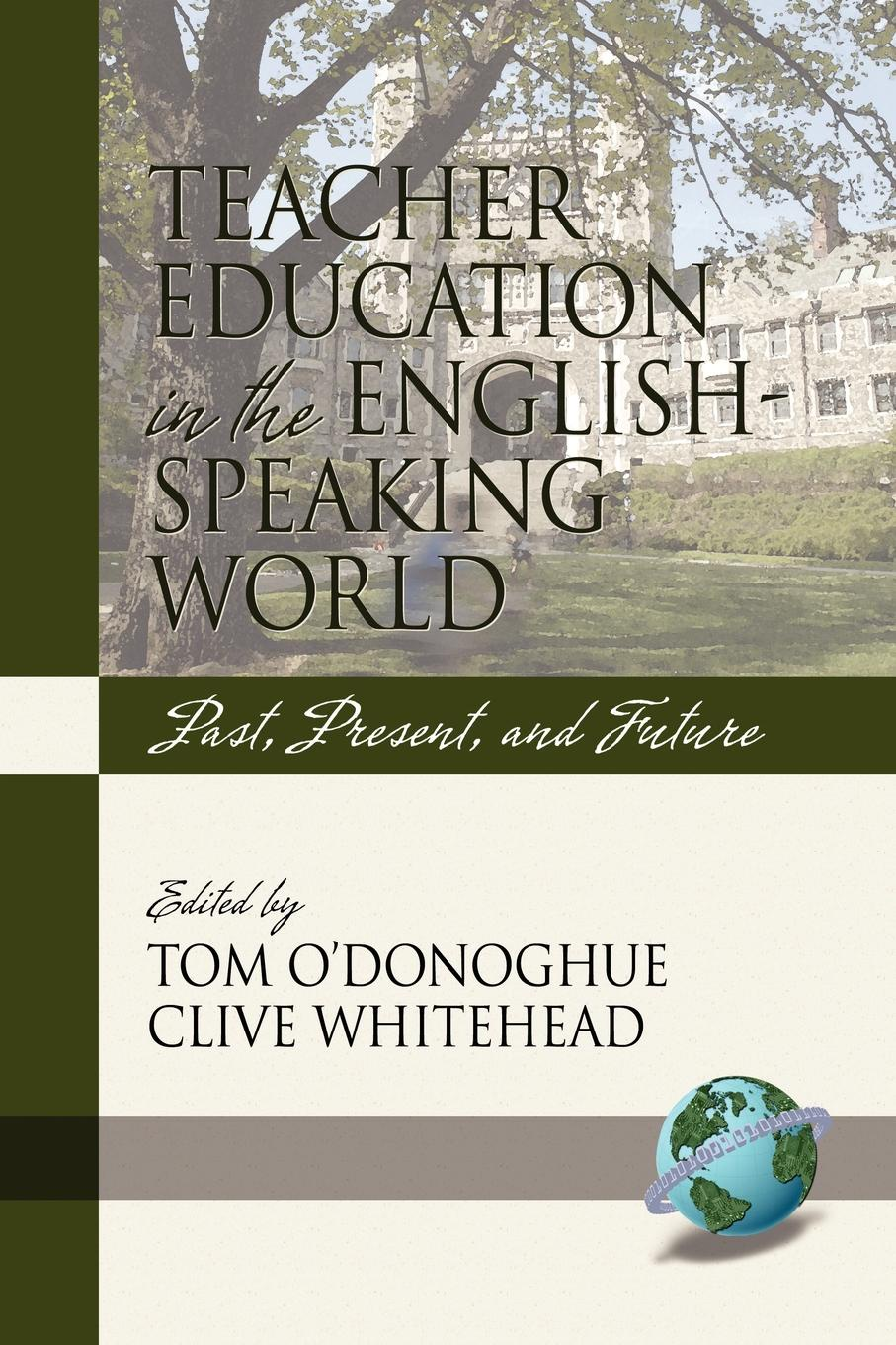 Teacher Education in the English-Speaking World. Past, Present, and Future (PB) бутикова м ред мой дом для самых маленьких