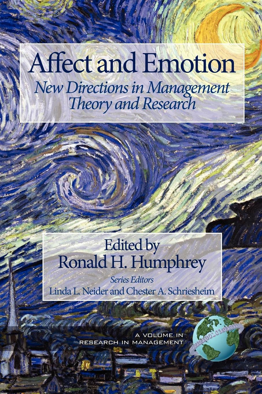 Affect and Emotion. New Directions in Management Theory and Research (PB) megan tschannen moran trust matters leadership for successful schools