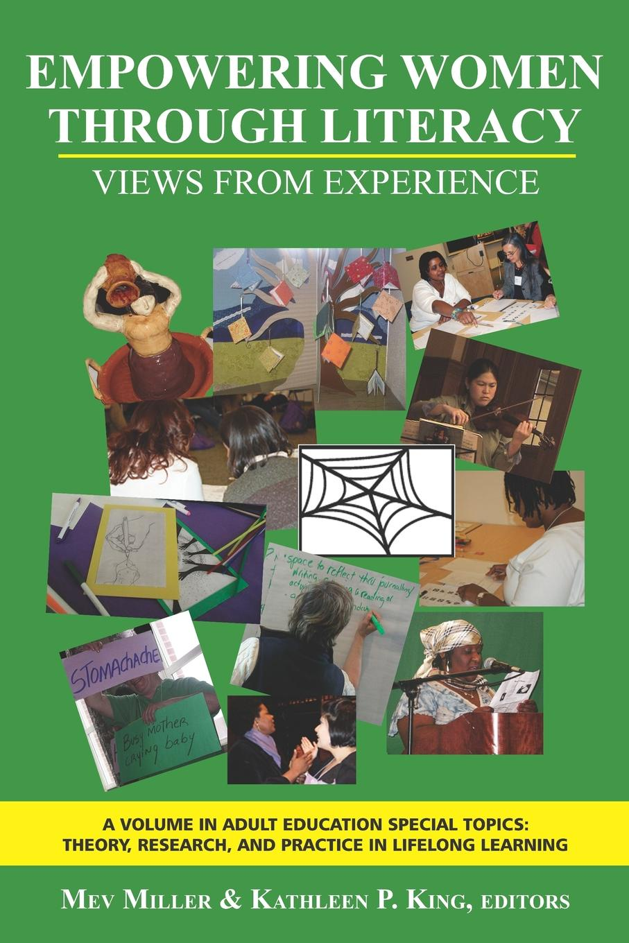 Empowering Women Through Literacy. Views from Experience (PB) laura bierema l adult learning linking theory and practice