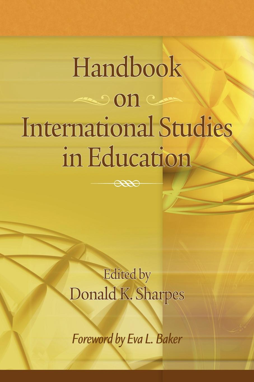 Handbook on International Studies in Education (PB) hong cheng the handbook of international advertising research