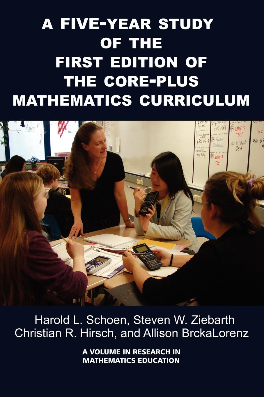 Фото - Harold Schoen, Steven W. Ziebarth, Christian R. Hirsch A 5-Year Study of the First Edition of the Core-Plus Mathematics Curriculum (PB) sense of efficacy in implementing social studies curriculum