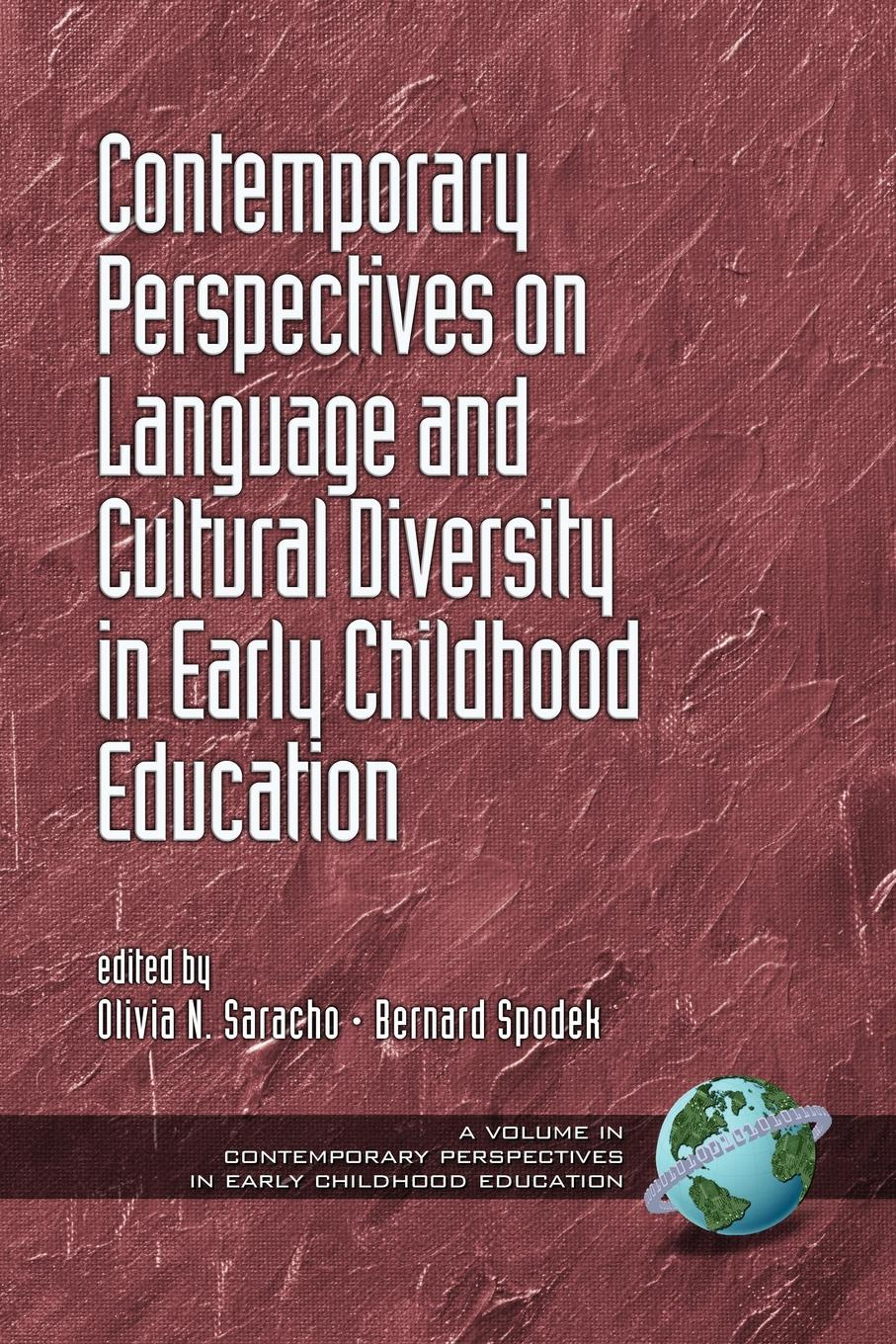 Фото - Contemporary Perspectives on Language and Cultural Diversity in Early Childhood Education (PB) vocabulary spurt in early childhood development