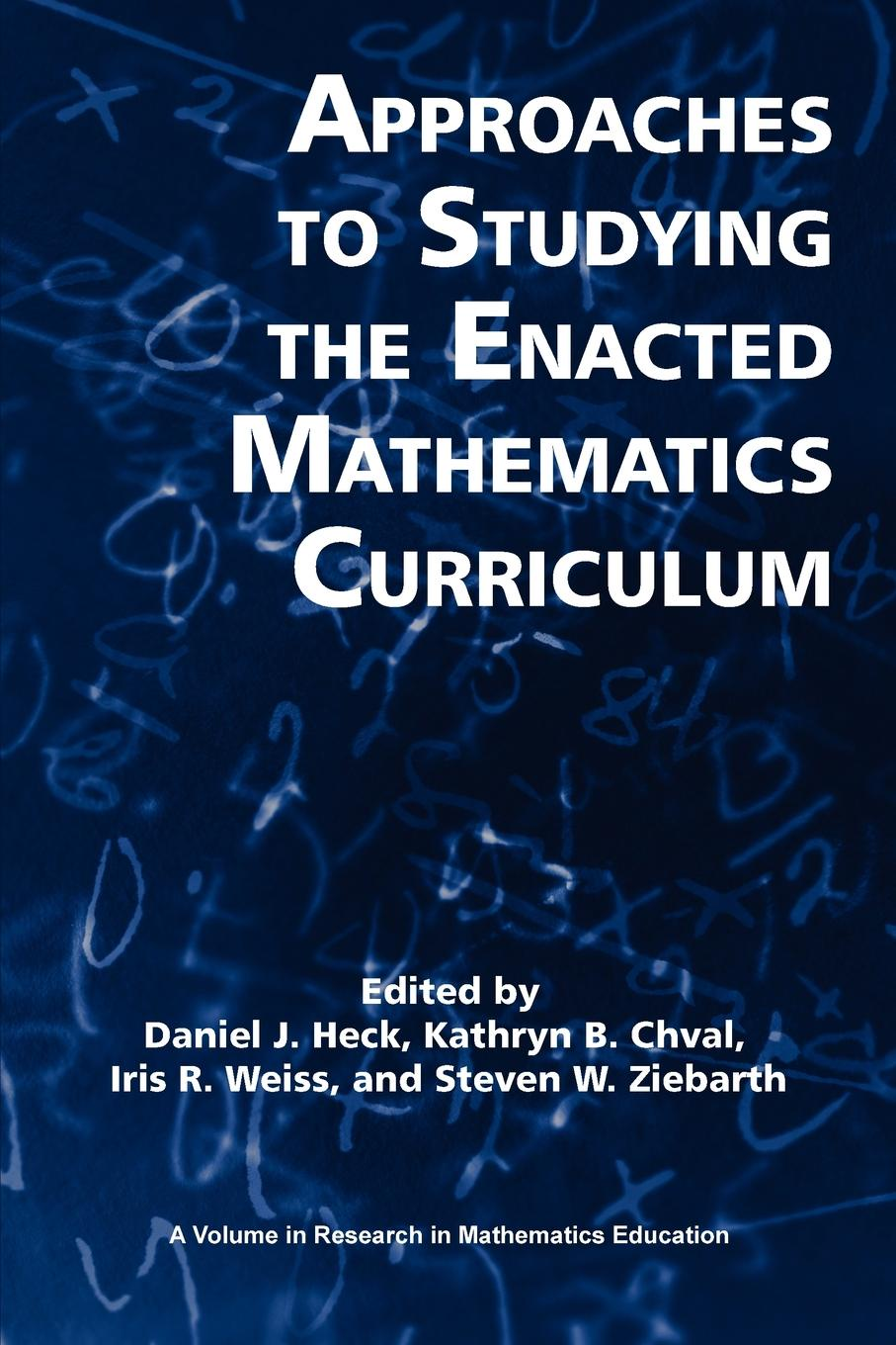 Approaches to Studying the Enacted Mathematics Curriculum спиллейн м большая охота