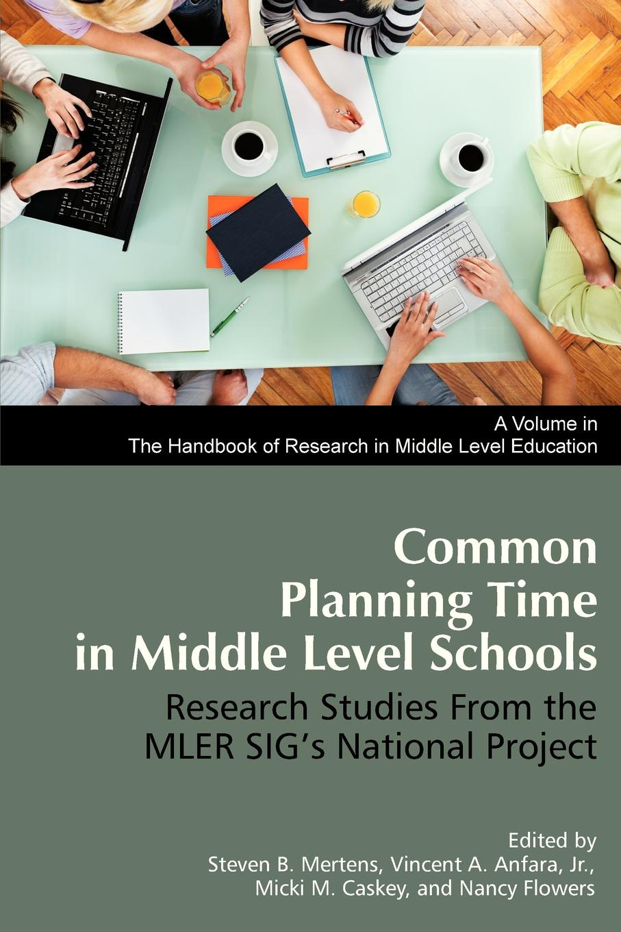 Common Planning Time in Middle Level Schools. Research Studies from the Mler Sig.s National Project цена