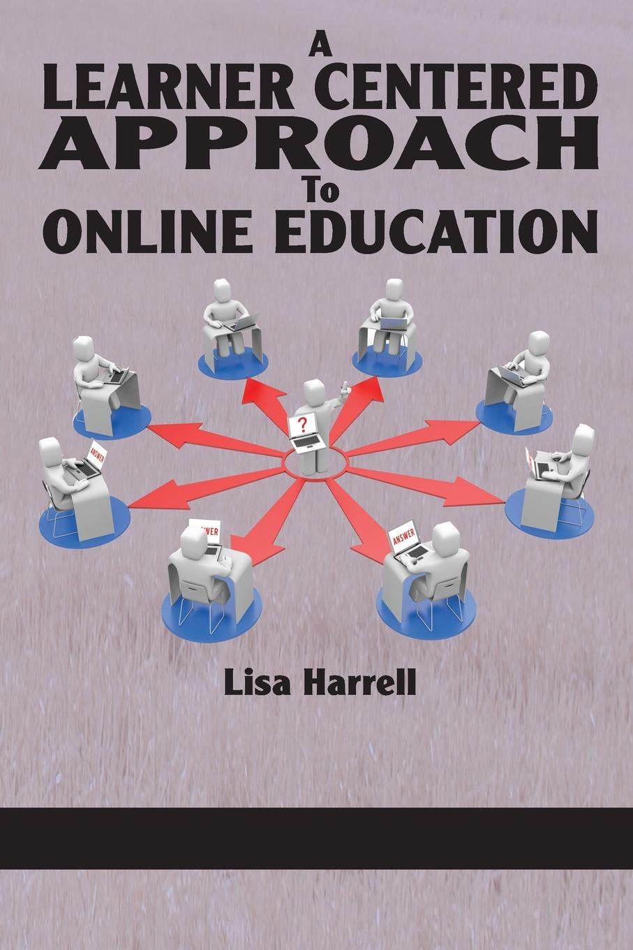 Lisa Harrell A Learner Centered Approach to Online Education torria davis visual design for online learning