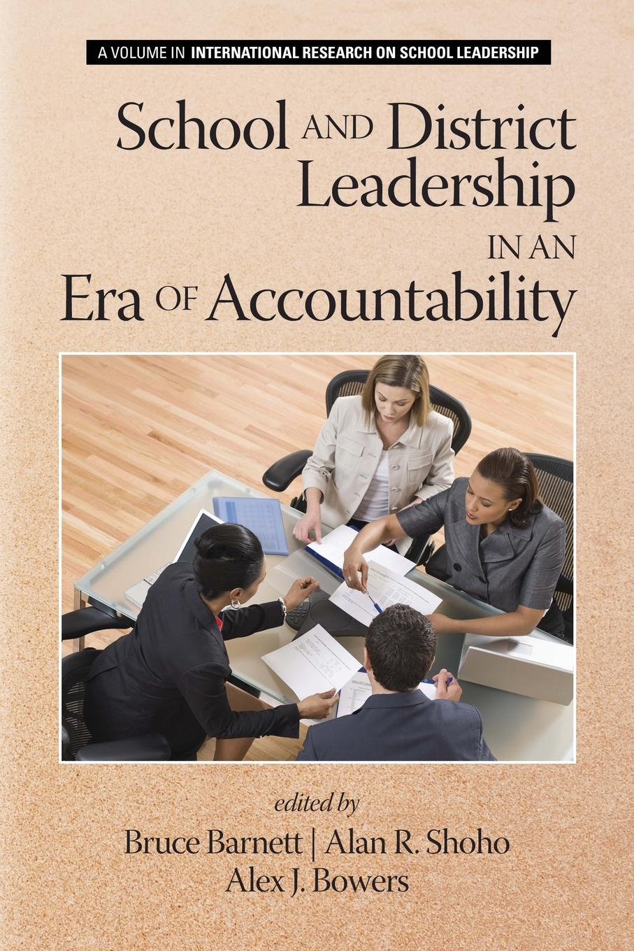 School and District Leadership in an Era of Accountability megan tschannen moran trust matters leadership for successful schools
