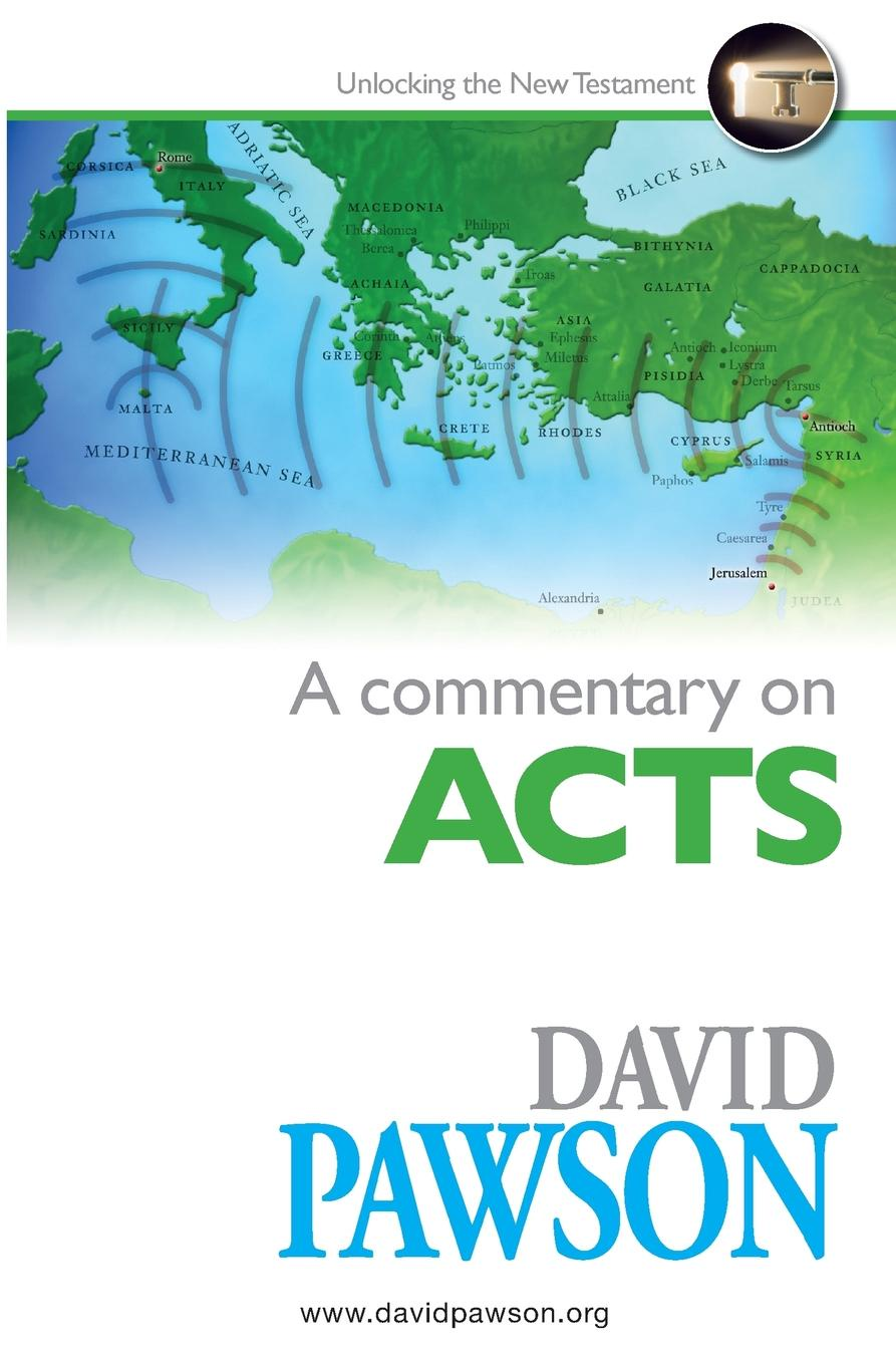 David Pawson A Commentary on Acts цена