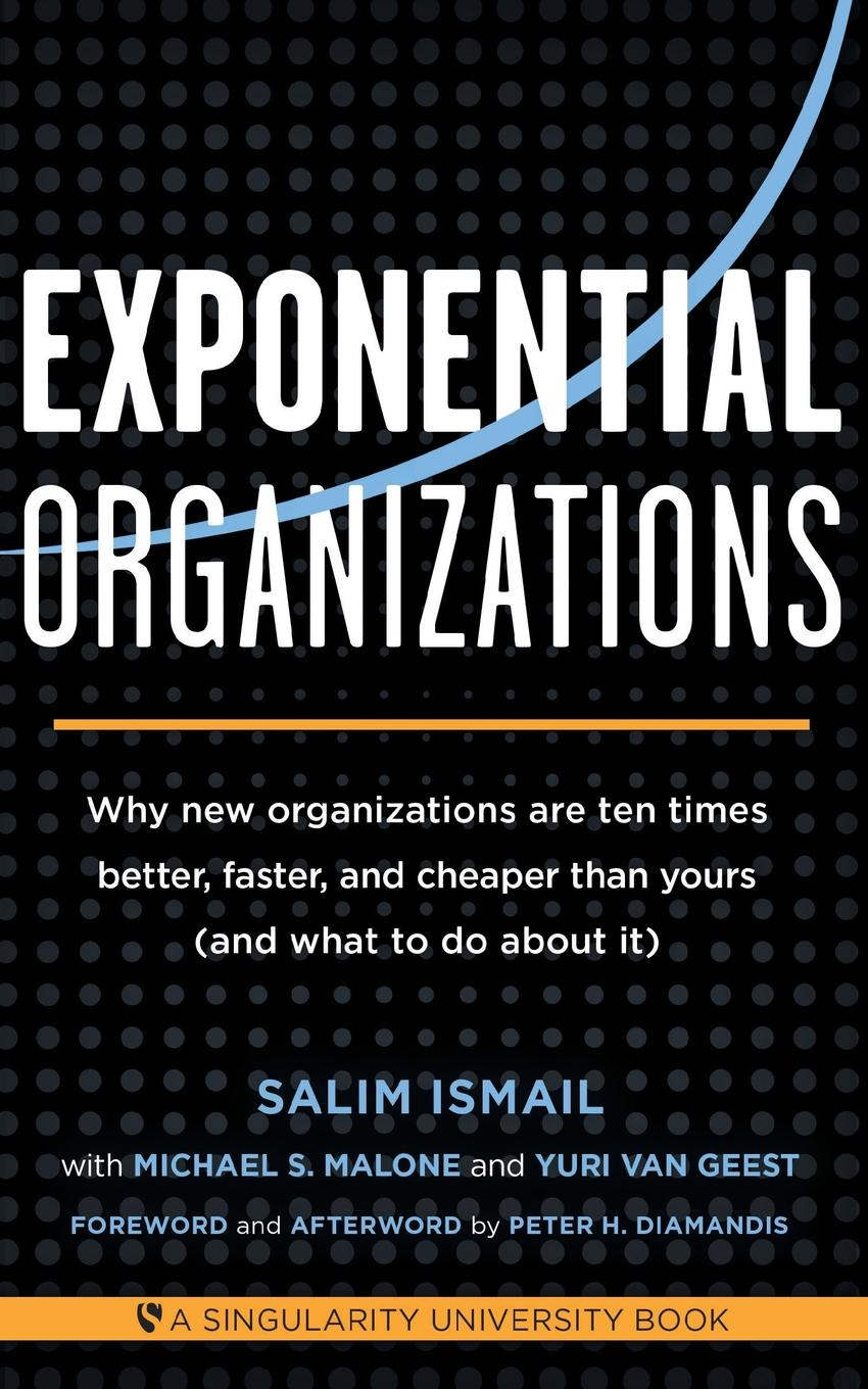 Salim Ismail, Michael S Malone, Yuri van Geest Exponential Organizations. Why new organizations are ten times better, faster, and cheaper than yours (and what to do about it) val wright thoughtfully ruthless the key to exponential growth