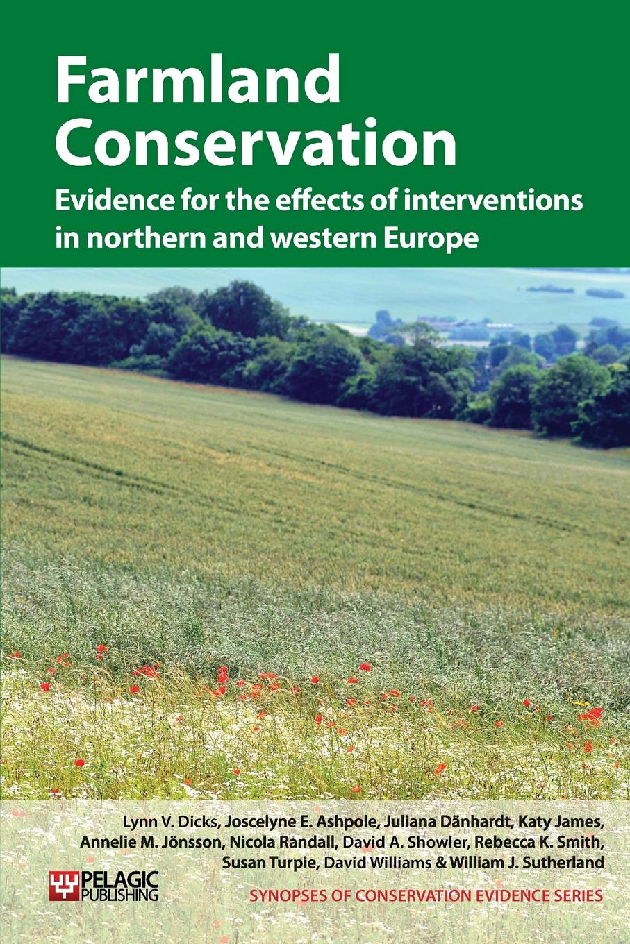 Lynn V. Dicks, Joscelyne E. Ashpole, Juliana Danhardt Farmland Conservation. Evidence for the Effects of Interventions in Northern and Western Europe mohan lal impact of rotavator as a conservation tillage implement