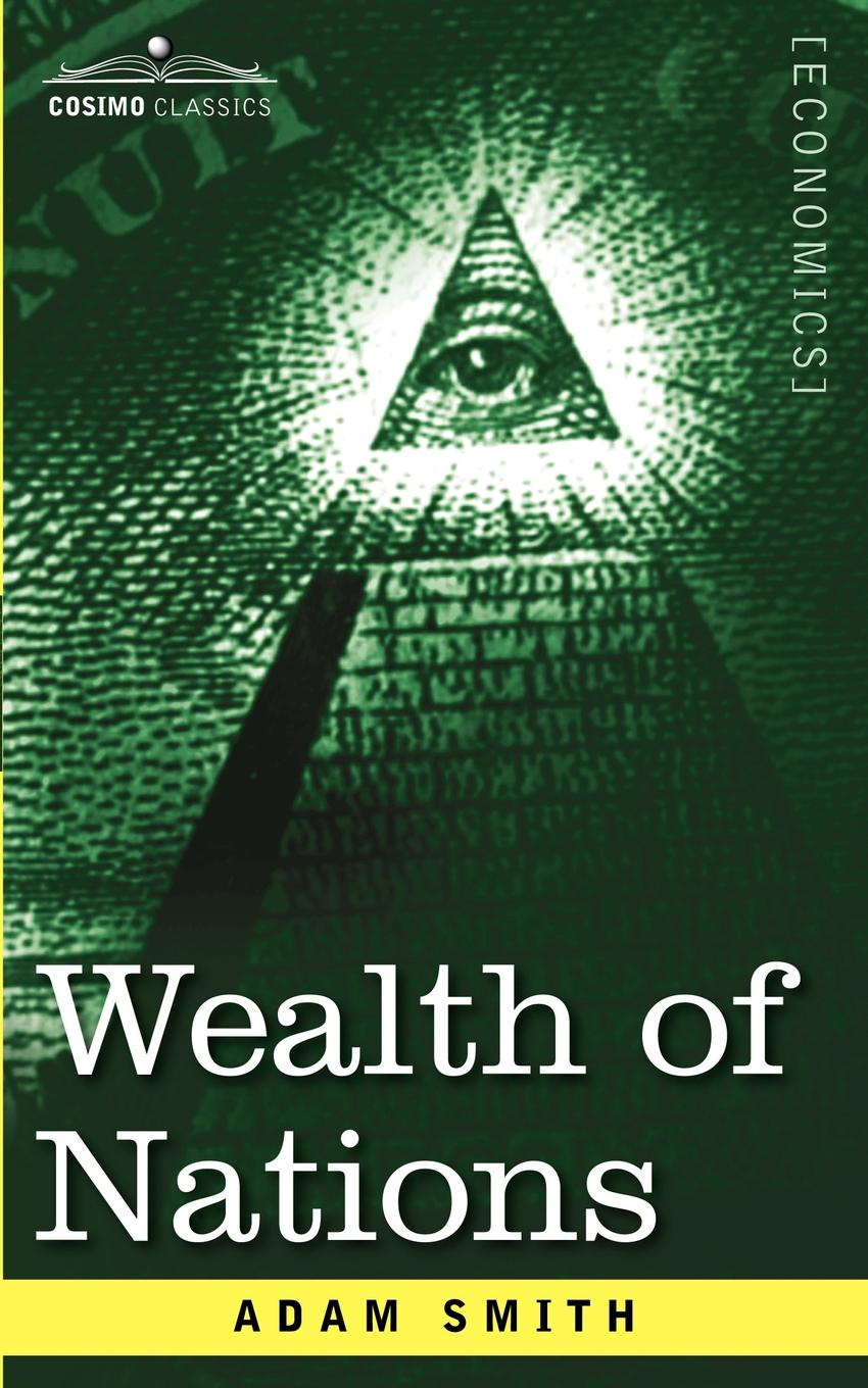 Adam Smith Wealth of Nations donald smith j bond math the theory behind the formulas