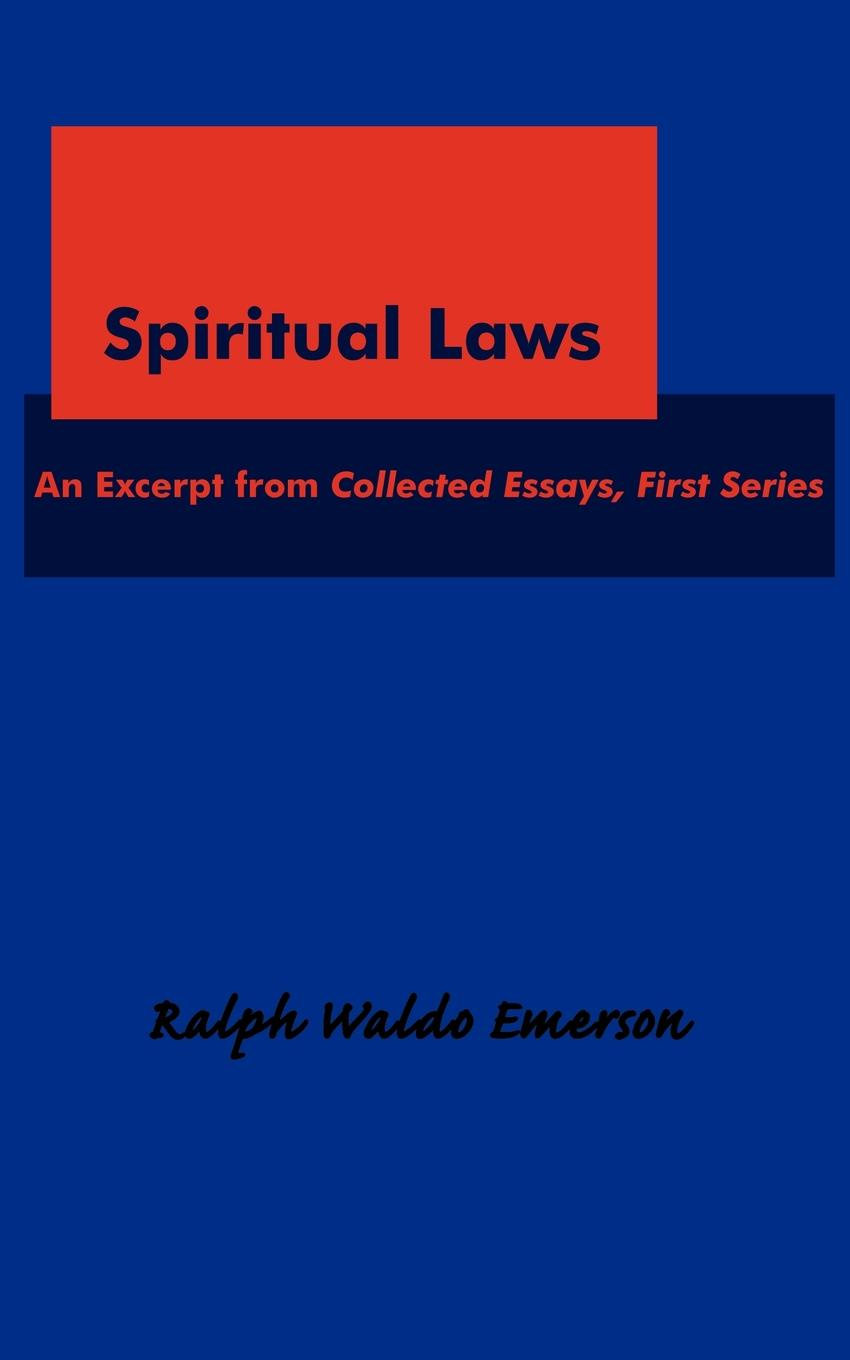 Ralph Waldo Emerson Spiritual Laws joseph forster four great teachers john ruskin thomas carlyle ralph waldo emerson and robert browning